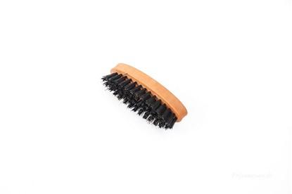 Obrázok pre výrobcu Kefa na bradu a fúzy z hruškového dreva