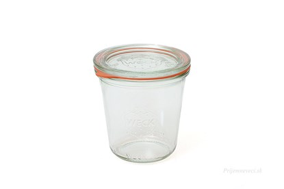 Obrázok pre výrobcu Zavárací pohár Weck kužeľ -290ml-vysoký