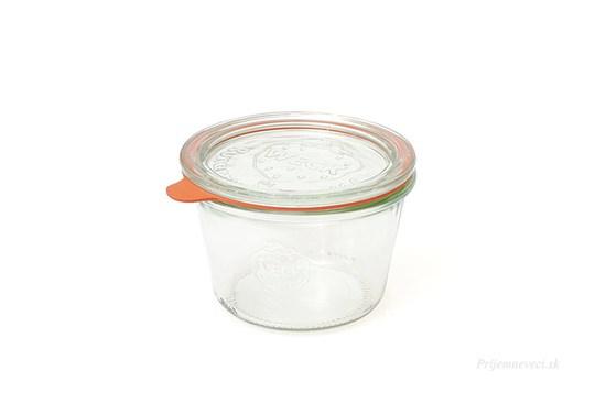 Zavárací pohár Weck kužeľ - 370ml