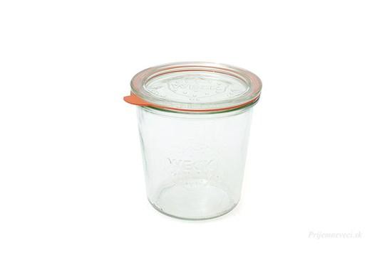 Zavárací pohár Weck kužeľ - 580ml