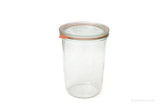 Zavárací pohár Weck kužeľ - 850ml