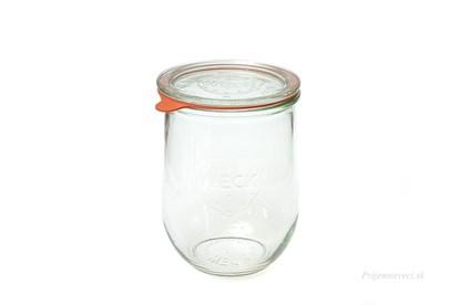 Obrázok pre výrobcu Zavárací pohár Weck tulipán - 1062ml