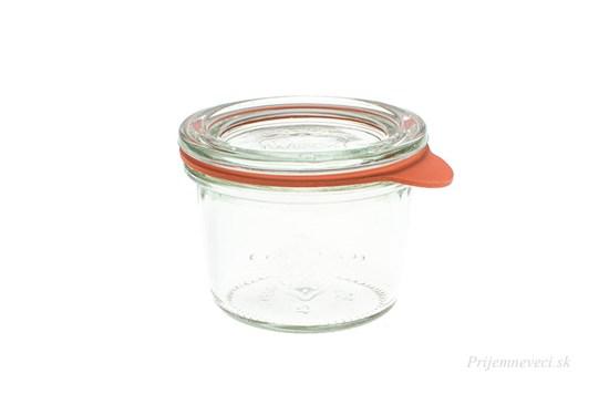 Zavárací pohár Weck mini - 80ml