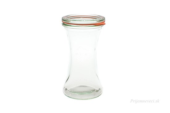 Zavárací pohár Weck na delikatesy - 200ml
