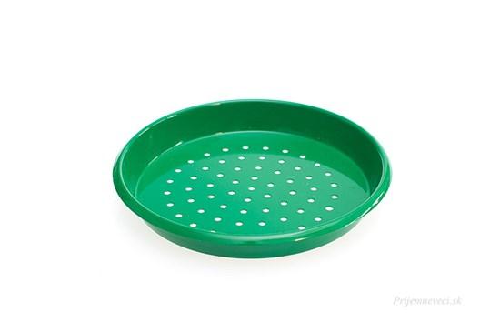 Detské kovové sitko - zelené