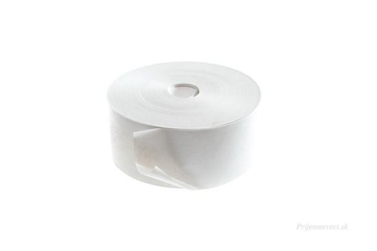 Papierová lepiaca páska biela - 200 metrov