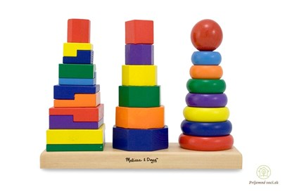 Obrázok pre výrobcu Geometrické veže
