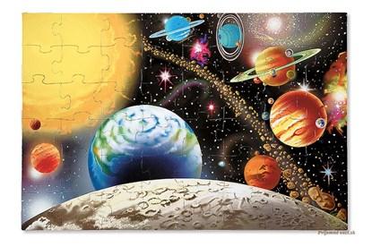 Obrázok pre výrobcu Podlahové puzzle - slnečná sústava