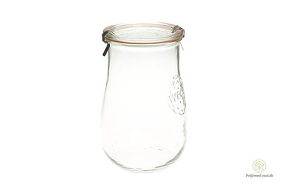 Obrázok pre výrobcu Zavárací pohár Weck tulipán - 1750ml