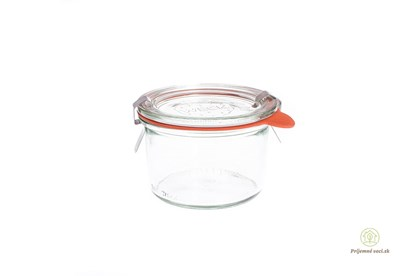 Obrázok pre výrobcu Zavárací pohár Weck kužeľ - 200ml