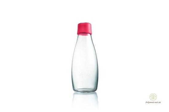 Retap sklenená fľaša 500ml - rôzne farby