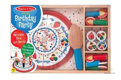 Obrázok pre výrobcu Narodeninová torta