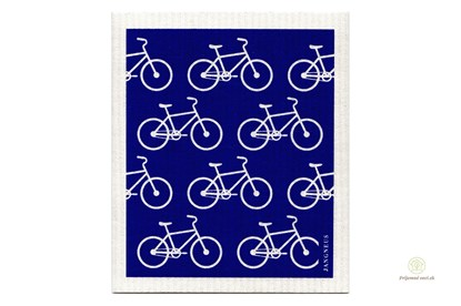 Obrázok pre výrobcu Hubka - modré bicykle