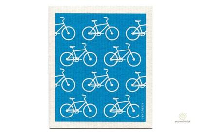 Obrázok pre výrobcu Hubka - tyrkysové bicykle