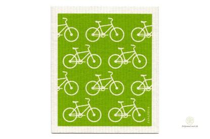 Obrázok pre výrobcu Hubka - zelené bicykle