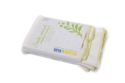 Obrázok pre výrobcu Malá sada utierok z bavlny a bambusu