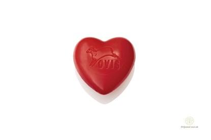 Obrázok pre výrobcu Mydlo červené srdce