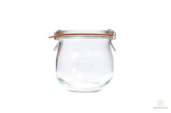 Zavárací pohár Weck tulipán - 370ml