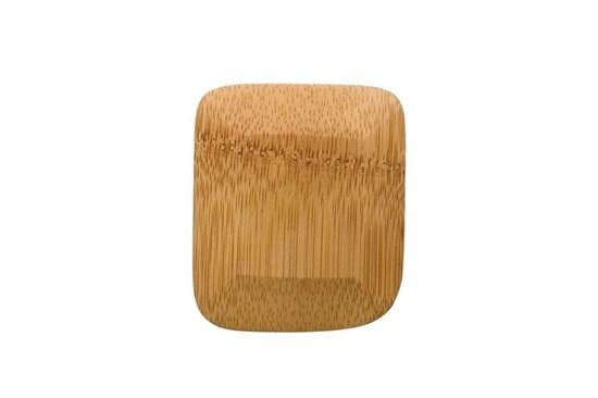 Bambusová škrabka na hrnce