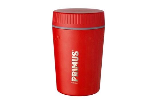 Primus-Termoska na jedlo 550ml-červená