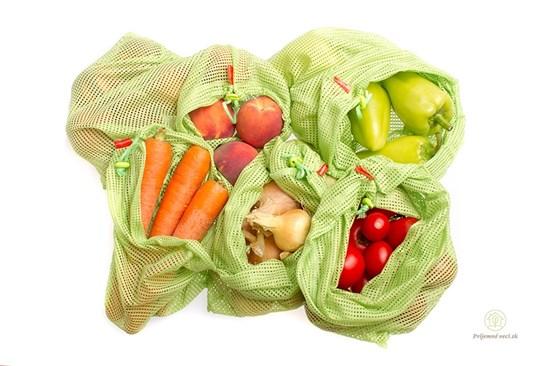 Vrecká na ovocie a zeleninu - Take5nets