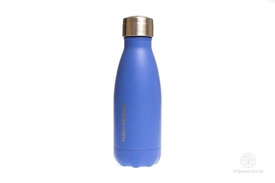 Termofľaša Yoko Design - 260ml -Matná modrá