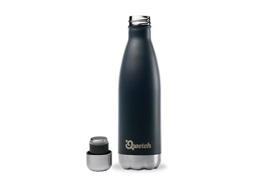 Termofľaša Qwetch - 500ml - čierna