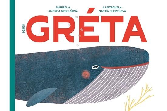 Gréta - kniha