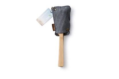 Obrázok pre výrobcu Bambusový príbor s korkovo-bavlneným obalom