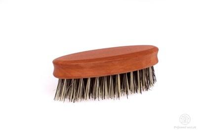 Obrázok pre výrobcu Kefa na bradu a fúzy Vegan