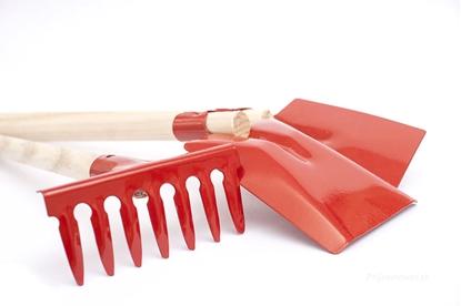 Obrázok pre výrobcu Detský červený záhradný set
