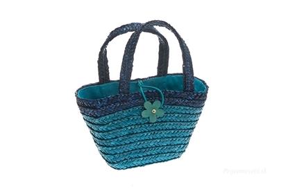 Obrázok pre výrobcu Detská nákupná taška - modrá