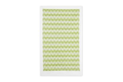 Obrázok pre výrobcu Utierka – zelené listy