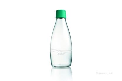 Obrázok pre výrobcu Retap sklenená fľaša 800ml -rôzne farby