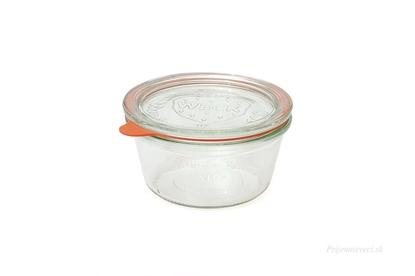 Obrázok pre výrobcu Zavárací pohár Weck kužeľ - 290ml