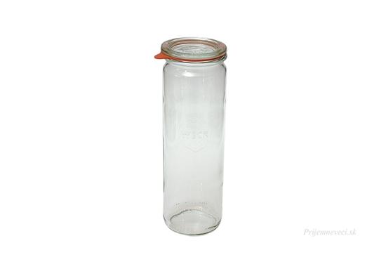 Zavárací pohár Weck válec - 600ml