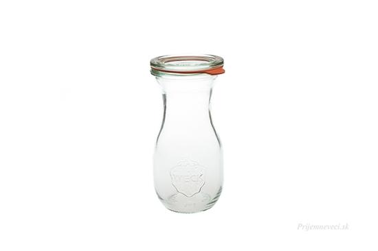 Weck-fľaša na mušt a sirup - 290ml