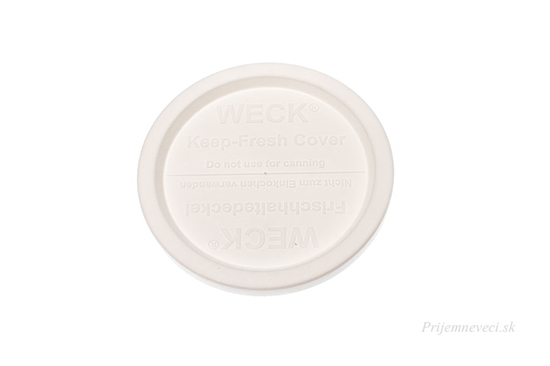 Weck-viečko do mrazničky -100mm