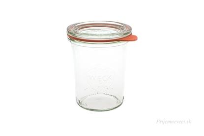 Obrázok pre výrobcu Zavárací pohár Weck mini-160ml