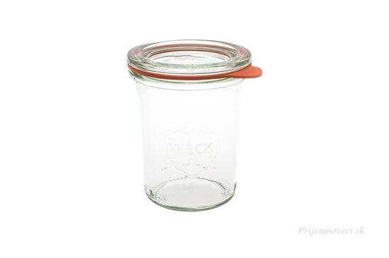 Zavárací pohár Weck mini-160ml
