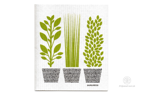 Hubka - bylinky