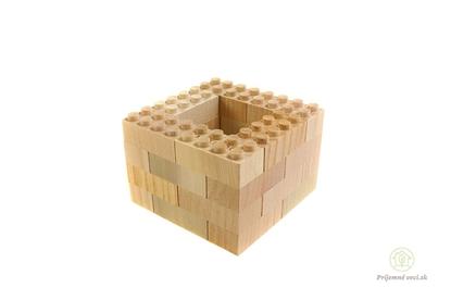Obrázok pre výrobcu Drevená stavebnica Mokulock