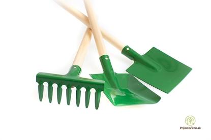 Obrázok pre výrobcu Detský zelený záhradný set