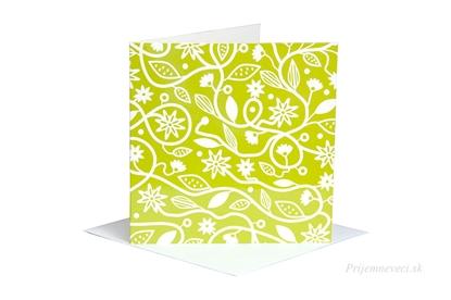 Obrázok pre výrobcu Blahoželanie -zelená lúka