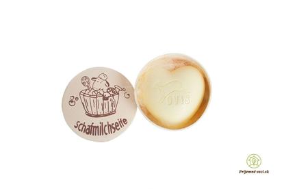 Obrázok pre výrobcu Mydlo s ovčím mliekom - srdce v krabičke