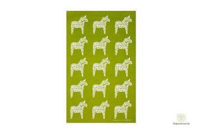 Obrázok pre výrobcu Utierka – zelené koníky