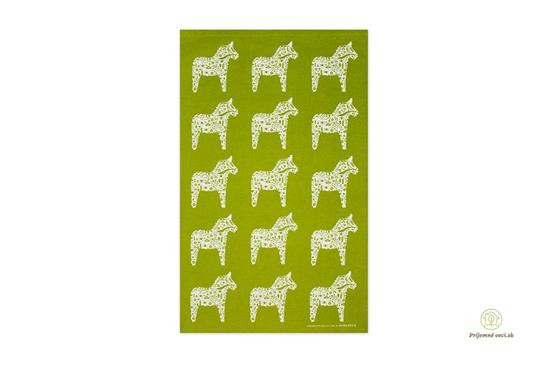 Utierka – zelené koníky