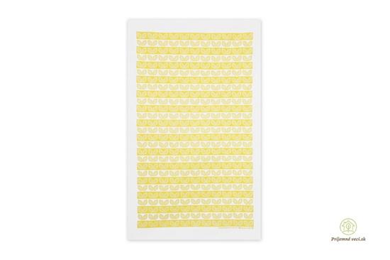 Utierka – žlté listy
