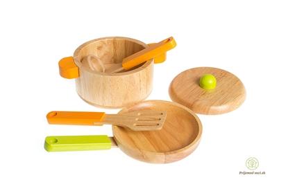 Obrázok pre výrobcu Drevený kuchynský riad