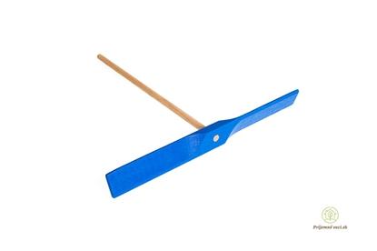 Obrázok pre výrobcu Drevená vrtuľa - modrá